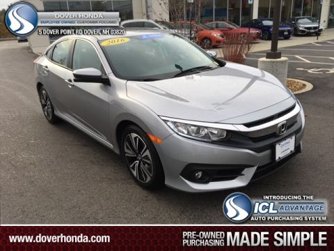 Certified Used Honda Civic EX-T