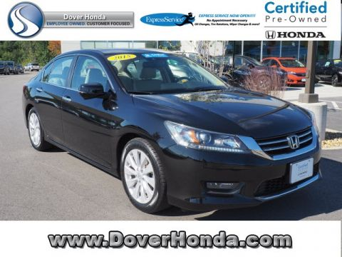 Certified Used Honda Accord EX-L