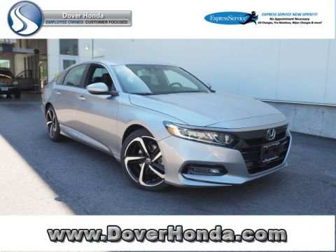 New 2018 Honda Accord Sport 1.50T