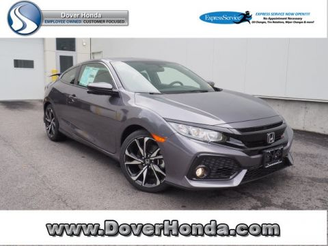 New Honda Civic Si