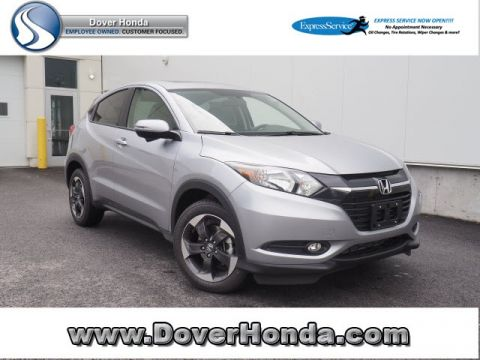 New Honda HR-V EX