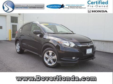 Certified Used Honda HR-V EX-L