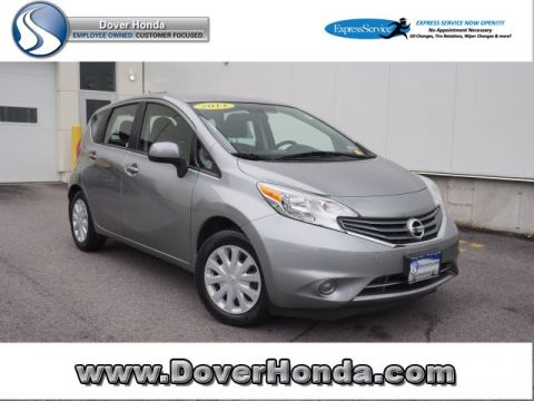 Pre-Owned 2014 Nissan Versa Note SV