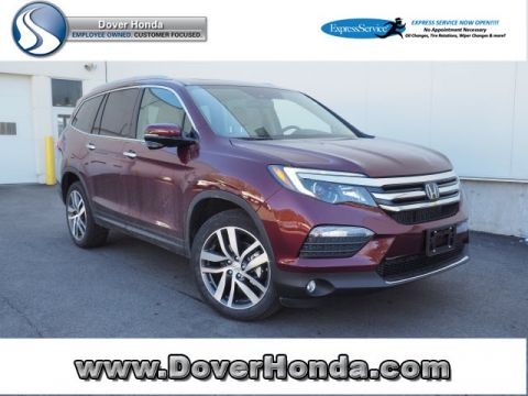 New Honda Pilot Touring