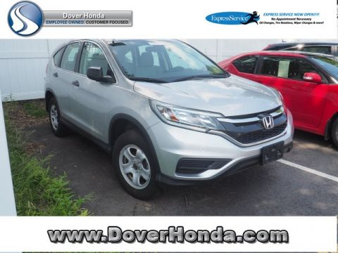 Certified Used Honda CR-V LX