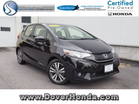 Certified Used Honda Fit EX