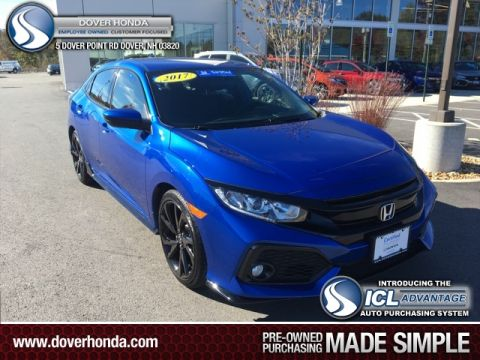 Certified Used Honda Civic Sport