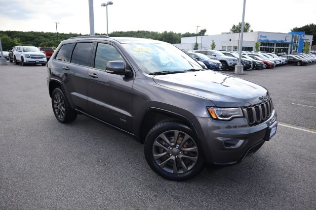 Pre-Owned 2016 Jeep Grand Cherokee Limited 75th Edition