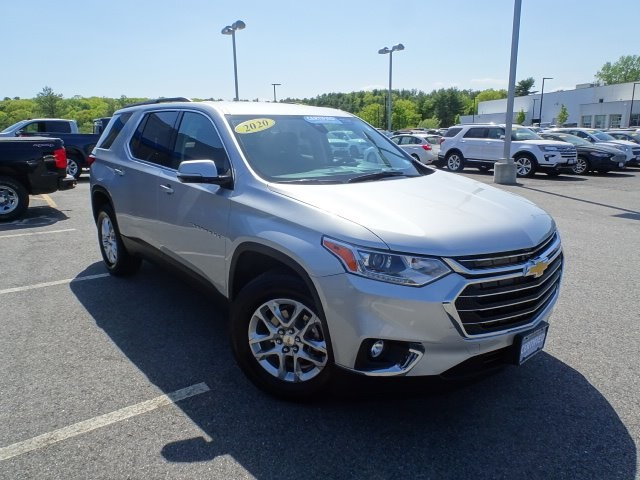 Certified Pre-Owned 2020 Chevrolet Traverse LT