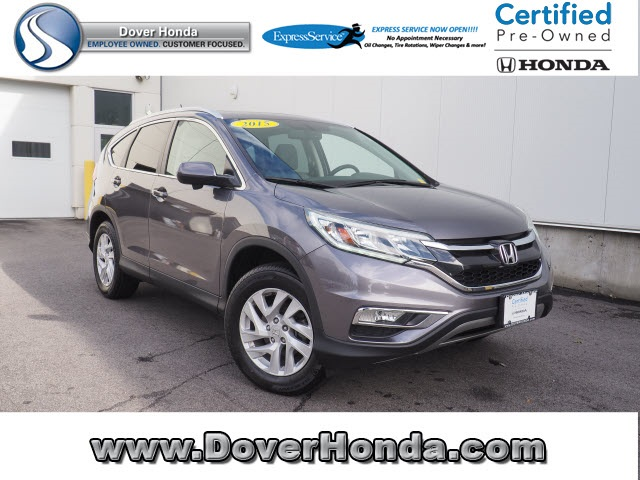 Elegant Certified Pre Owned 2015 Honda CR V EX L