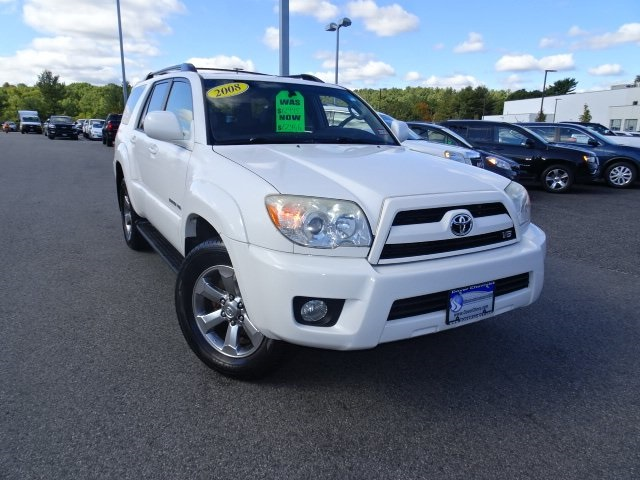 Pre-Owned 2008 Toyota 4Runner Limited