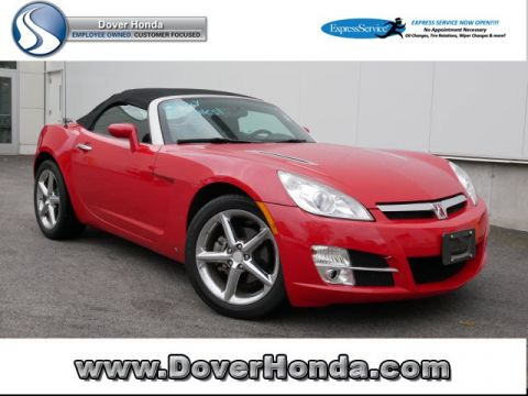 Pre-Owned 2008 Saturn Sky Base