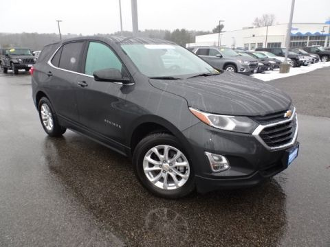 Certified Pre-Owned 2020 Chevrolet Equinox LT