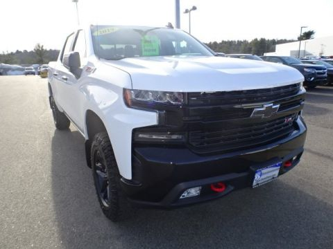 Certified Pre-Owned 2019 Chevrolet Silverado 1500 LT Trail Boss
