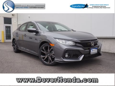 New 2019 Honda Civic Sport